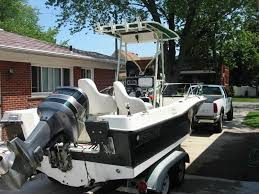 pursuit powerboats for by owner 22 stratos center console like mako pursuit robaslo 213