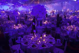 Charity Ball Decorations Extraordinary Crystal Charity Ball In Dallas Reaches Its Goal Raising 3232