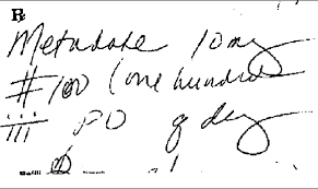 The Terrible Reason Why Doctors Have Awful Handwriting Metatech
