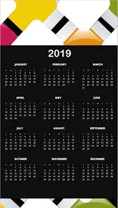 one page calender cute 2019 one page calendar calendar calendar calendar layout
