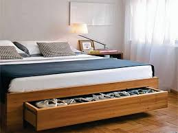 Bed Frame With Storage Underneath Interior Pinterest Bed All That You Have  Will Be It Look More Nice