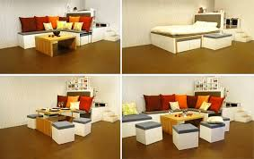 practical multifunction furniture. Multifunctional Furniture Is Very Useful For A Room That Not Too Big Or Minimalist Space Small And Cramped Practical Multifunction N