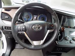 Used 2015 Toyota Sienna Limited AWD in Grand Falls - Used ...
