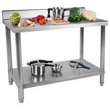 Table Tout Inox 100cm Prof 70cm Neuve Mes Occasionscom