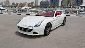 ferrari 2015 white. rent a ferrari california t convertible 2015 white in abu dhabi dubai sharjah yzer motors u