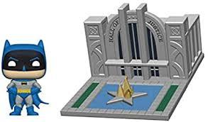 Funko Pop! Town: Batman - Hall of Justice: Toys ... - Amazon.com