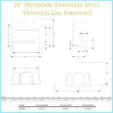gas fireplace framing gas fireplace framing inch rose outdoor gas fireplace dimensions gas fireplace framing gas fireplace framing