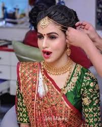 aditimaharaj bride with an atude lt 3 indian bridal lehenga bridal