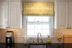 Kitchen Window Dressing Best Modern Kitchen Window Treatments All Home Designs