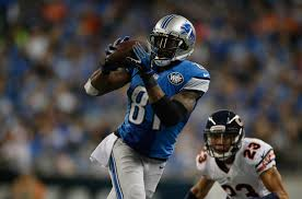 Calvin Johnson Has Blunt Description Of His Relationship With Lions