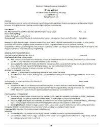 career advisor resume