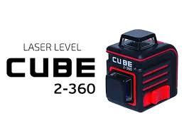 <b>Построитель лазерных плоскостей</b> ADA Cube 2-360 Basic Edition ...