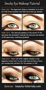 smokey eyemakeup ideas 25 easy and dramatic smokey eye tutorials this season