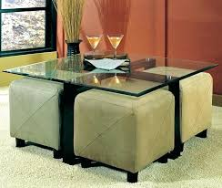 coffee table stools coffee table with stools underneath remarkable round coffee table with stools underneath with
