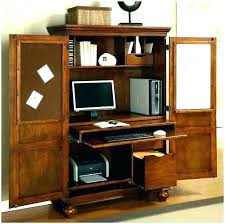 home office armoire. Beautiful Office Home Office Armoire White Desk Furniture Alluring For The    On Home Office Armoire