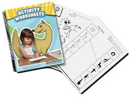Order hard copies of our phonics. Activity Worksheets Digital Zoo Phonics
