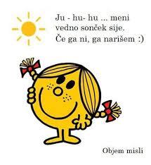 Objem misli - Sonček za vse sončke 🌞 | Facebook