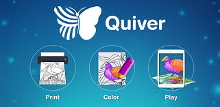 Quiver coloring pages quiver with arrows coloring page free printable coloring pages. Amazon Com Quiver 3d Coloring App Appstore For Android
