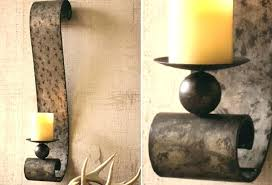 iron wall holder black wall candle holders metal wall candle holders candle sconces metal candle wall sconces antique farmhouse black wall candle holders