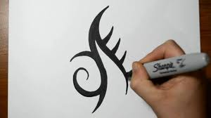 Masterly Easy Tattoos To Draw With Pen Easy Tattoo Designs To Draw