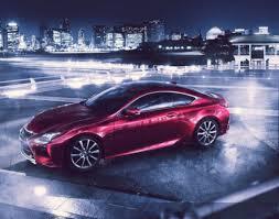 2014 Lexus RC Coupe - Freshness Mag