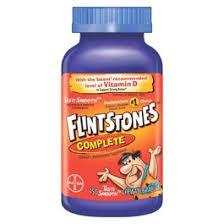 Flintstones <b>Complete Children's Multivitamin</b>, Chewable Tablets ...