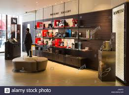nespresso store. Exellent Store Interior View Of The Nespresso Store In Regent Street London United  Kingdom  Stock Intended Store U