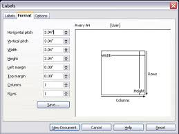 Avery Label Templates For Openoffice Printing Labels Apache Openoffice Wiki