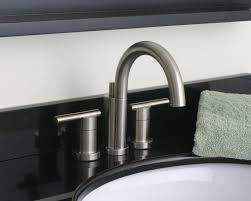 mini widespread bathroom faucets brushed nickel. premier 120332lf essen lead-free mini-widespread lavatory faucet, pvd brushed nickel - touch on bathroom sink faucets amazon.com mini widespread a