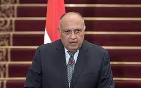وزير الخارجية المصري سامح شكري في زيارة رسمية لتونس - AFRICAN POWER