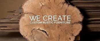 rustic tree furniture. we create custom rustic furniture tree