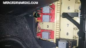 sprinter fuse box diagram fuse box 1998 2005 mercedes benz ml location diagram interor cabin fuse box panel mercedes sprinter