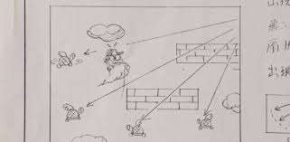These Sheets Of Graph Paper Were Used To Design Super Mario Bros