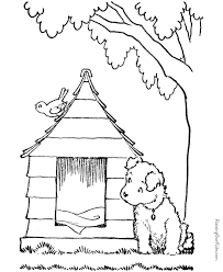 Small Picture Printable puppy coloring pages