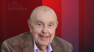 Sidney Singer - Hertz Foundation Board - YouTube