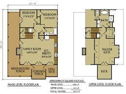 water s edge cottage floorplan