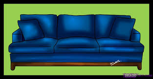 couch drawing. slideshow image couch drawing