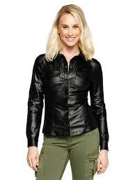 xehar xehar womens shiny metallic faux leather long sleeve blouse shirt tops com