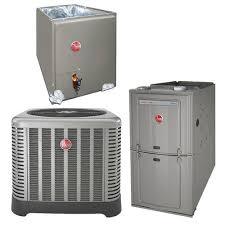 dual fuel heat pump reviews. Wonderful Reviews Ton Seer Dual Fuel Heat Pump System Rp42aj1na Rheem 3 14 Reviews In H