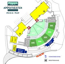 Brandon Amphitheatre Seating Chart Brandon Amphitheater Map Jacksons 1 Hit Music Station