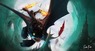 How To Train Your Dragon 2 By Tantaku On Deviantart