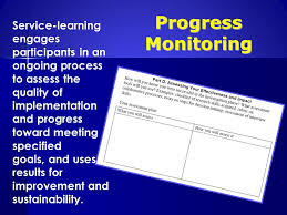 service learning essay example examples of self reflection essay  11 progress monitoring service learning engages participants in an ongoing process to assess the quality of