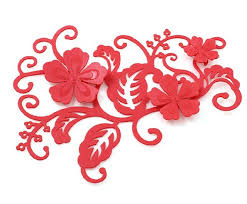the peony garden wall deco by lanto