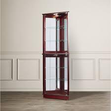 furniture traditional curio cabinets black glass curio cabinet where can i a curio cabinet