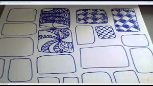 pattern idea repeated patterns an easy art idea for the classroom youtube