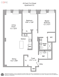 astounding design 2 bedroom floor plans for 700 sq ft house 9 planskill on home