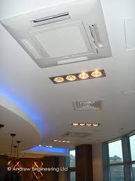 Home Ac Design Ceiling Cassette Air Conditioning Ceiling Design False