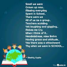 Best Nothingcanbebetterthanschool Quotes Status Shayari
