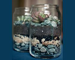 Diy Decorative Mason Jars mason jar ideas diy mason jar terrarium via Brittany and Dylan 70