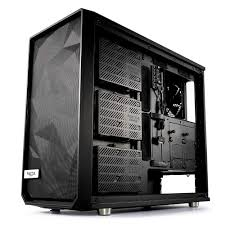 Fractal Design Meshify S2 Amazon Amazon Com Meshify S2 Solid Side Panel Computers Accessories